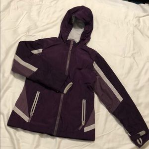 Lands' End Girls Winter Coat (size 10-12)